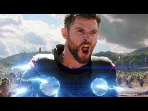 Реакции из Кинотеатров на Тора в Ваканде (Мстители - Война Бесконечности)