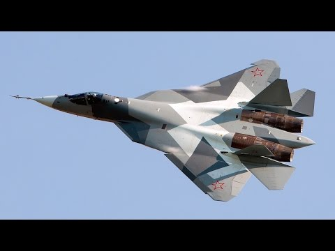 Sukhoi PAK FA | T-50 Music Video (Special 10.000 Subs)