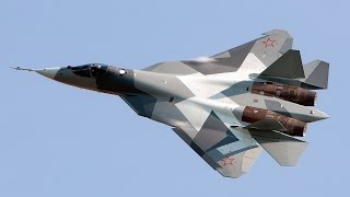 Sukhoi PAK FA   T-50 Music Video (Special 10.000 Subs)