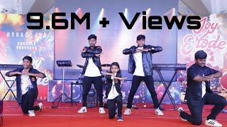 MAFI Dance Crew | supernatural Aandu | Joy2Erode