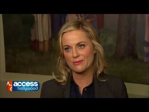 Amy Poehler & Adam Scott's Bittersweet 'Parks And Recreation' Emotions