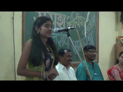 10th NIROP SAMARAMBHA 2018 SHARDHA SPEECH