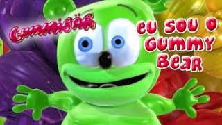 The Gummy Bear Song - Long Brazilian Version - Gummibär