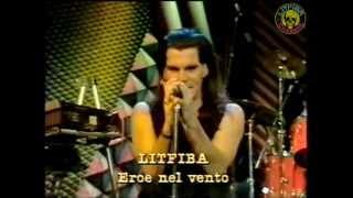 Litfiba - DOC (RAI): Eroi Nel Vento, Re Del Silenzio, Gira Nel Mio Cerchio,