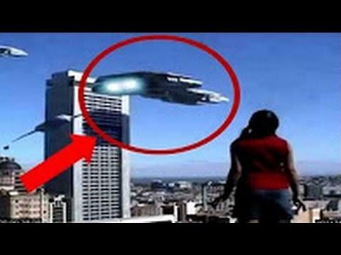 UFO 2016 caught on camera   New UFO sightings 2016