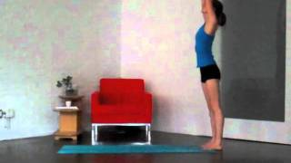 Sun Salutations with Tara Stiles