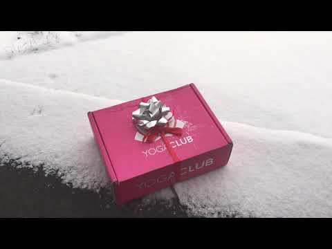 Opening Latest YogaClub Box! // Review + Thoughts