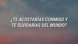 Snow Patrol - Chasing Cars // Español