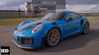 HOT NEWS  !!! 2018 Porsche 911 GT2 RS 700HP  Design and Price