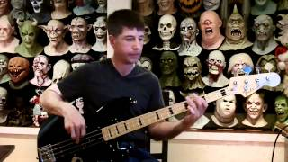 One Thing Leads To Another Bass Cover