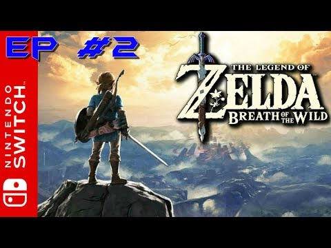 The Legend of Zelda Breath of the Wild: part 2 - property damage