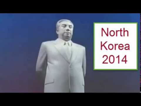 North Korea Radio: North Korea 2014 Dear Leader 2