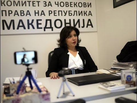 Macedonia's Helsinki Committee Chief on Rule of Law in the Country