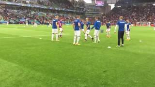 Ég er kominn heim Iceland Portugal DV.is