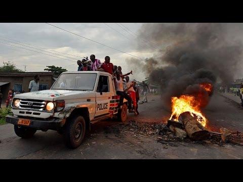 Burundi Capital Quiet After Night of Heavy Gunfire