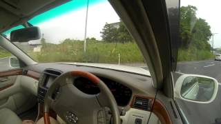 Test Drive - 2000 Toyota Celsior / Lexus Ls430 - Japanese Car Auction