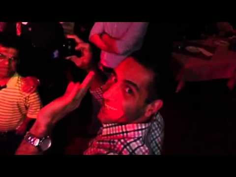 Karaoke Night at Cabaret Tehran