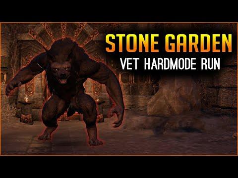 Stone Garden Veteran Hardmode Full Run - Elder Scrolls Online ESO