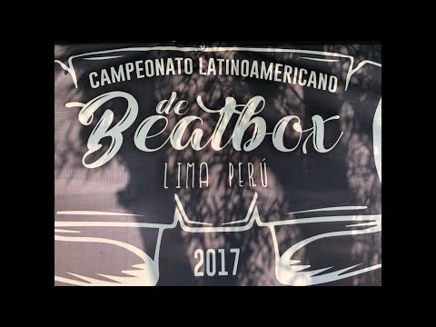 Latin American Beatbox Championship 2017 | ELIMINATION DAY