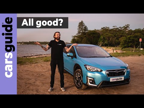 Subaru XV 2020 Review: Hybrid