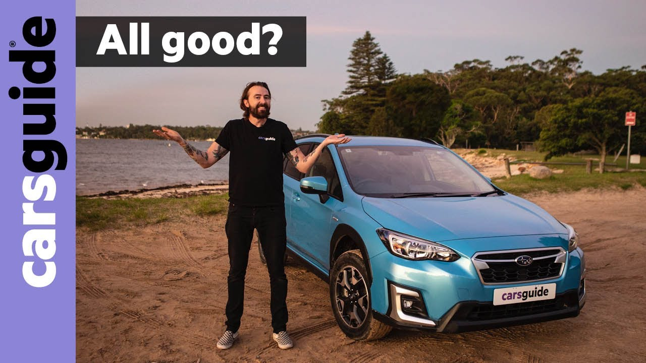 Subaru Xv 2020 Review Hybrid Youtube