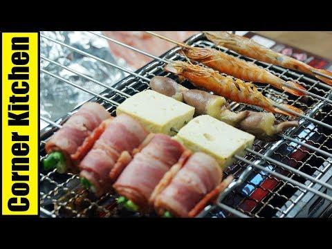 烤肉不必等生火Iwatani 烤爐大將馬上開火 |イワタニの炉ばた焼器 「炙りや」CB-ABR-1