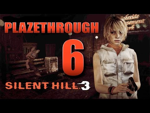 Plazethrough: Silent Hill 3 (Part 6) FINAL