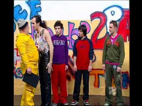 ბრეიქდანსის სკოლა comedy show
