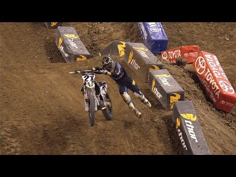 Jason Anderson's Worst crashes
