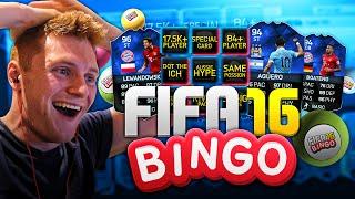 FIFA 16 - SO MANY TOTY NOMINEES PACKED IN FIFA BINGO!!!