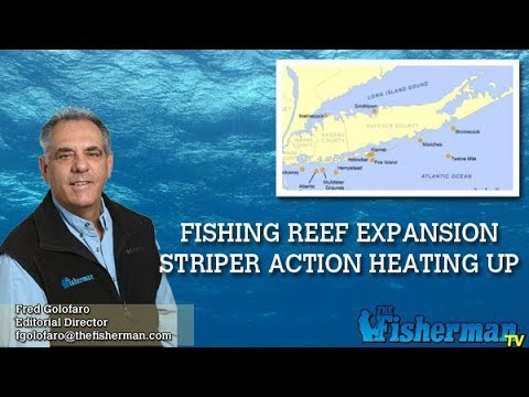 April 19, 2018 Long Island Metro Fishing Report with Fred Golofaro