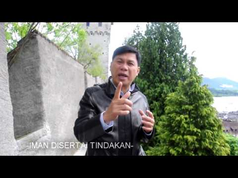 THE EUANGELION 'IMAN DISERTAI TINDAKAN' BLESSING IN THE SPIRIT Church