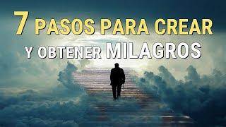 7 PASOS PARA CREAR Y OBTENER MILAGROS - Un curso de Milagros - Emmet Fox - AUDIOLIBRO