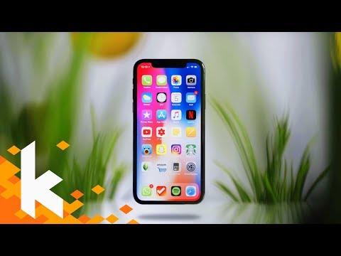 iPhone X Review - Wieder Revolutionär?