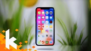 iPhone X Review - Ein Neuanfang?