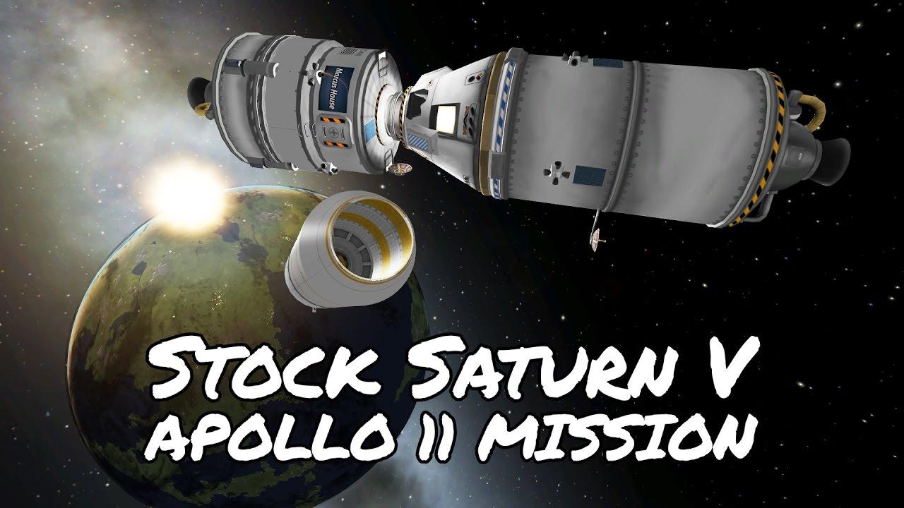 kerbal space program apollo 11 mod - photo #18