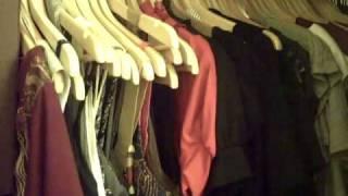 Part 1: Closet Storage Solutions & Space Saving Hangers
