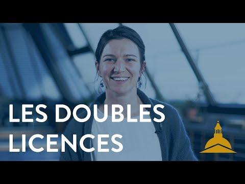 Les doubles licences