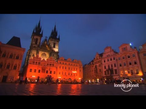 Top five architectural gems of Prague - Lonely Planet travel video