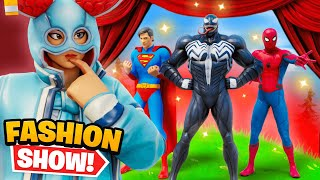 SUPERHERO Fashion Show (WINNER = $1000)