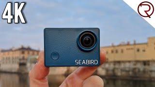 Xiaomi SEABIRD 4K Action Camera Review - Real 4K & EIS