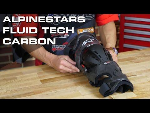 Alpinestars Fluid Tech Carbon Knee Brace Review