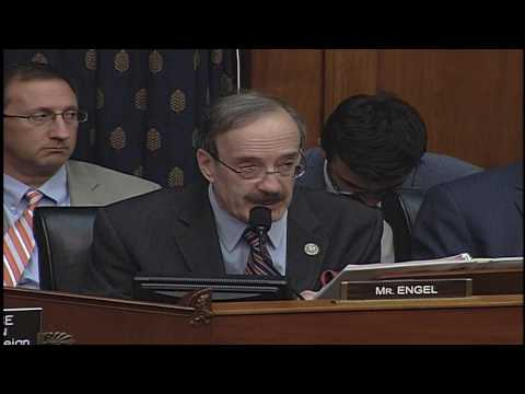 1.24.17. Ranking Member Engel Remarks at Full Committee Organizational Meeting