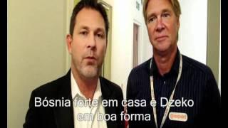 Betclic Palpites de Rua Portugal vs Bósnia Palpites de Kamark e Stromberg (ex-jogador Benfica)
