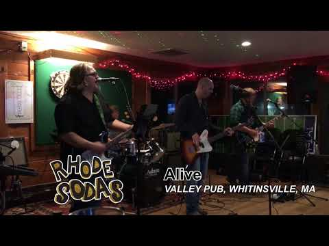 Alive - Live at Valley Pub, Whitinsville, MA - 6-9-18