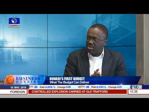 Buhari's First Budget: The Heat On The New Admin. To Perform