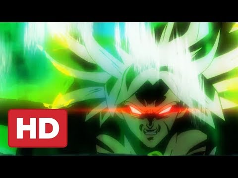 Dragon Ball Super: Broly Movie Trailer (English Dub Reveal) Exclusive - Comic Con 2018 thumbnail