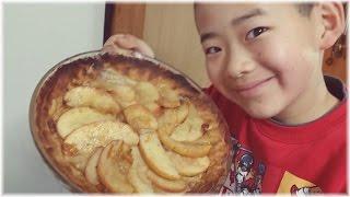 サトシ が、初めて リンゴのタルト を作りました 81歳の母の手作りお弁当4 検索動画 5