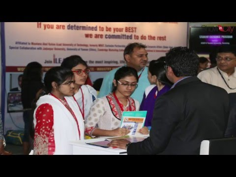Career Fair, Calcutta Ice Skating Rink - 2016, Kolkata