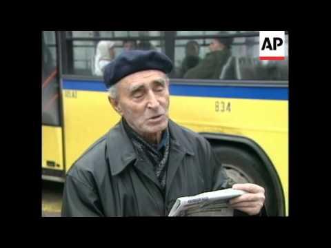 BOSNIA: REACTION TO DEATH OF FRANJO TUDJMAN